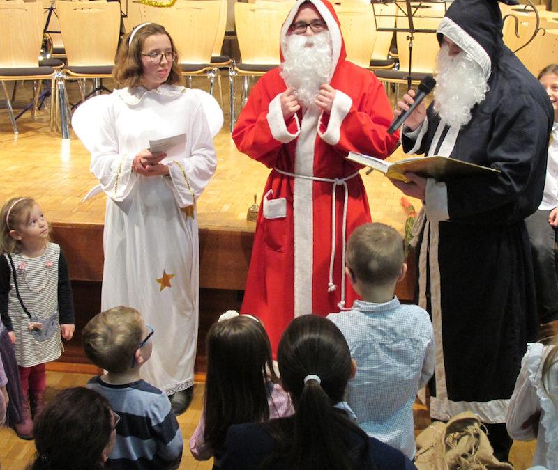 Gemütliche Weihnachtsfeier am 4. Advent