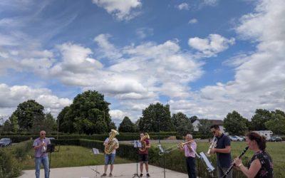 Musikverein macht musikalische Freude